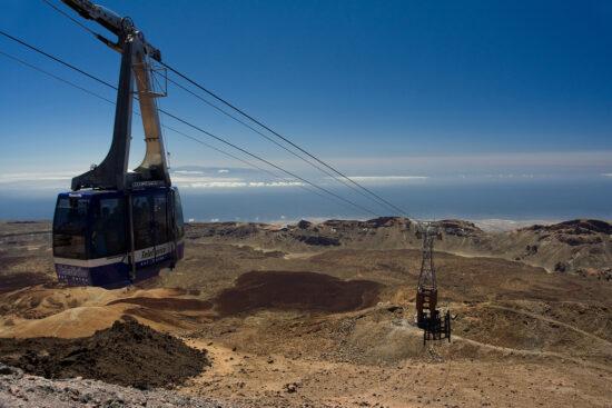 Funivia del Teide: orari, prezzi biglietti, consigli e come arrivare