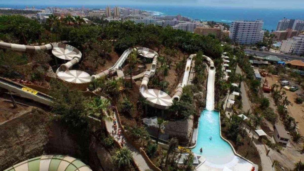 Siam Park riceve il premio di miglior attrazione acquatica 2015