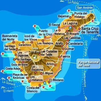 Dove alloggiare a Tenerife: migliori zone e hotel sull\'isola ...