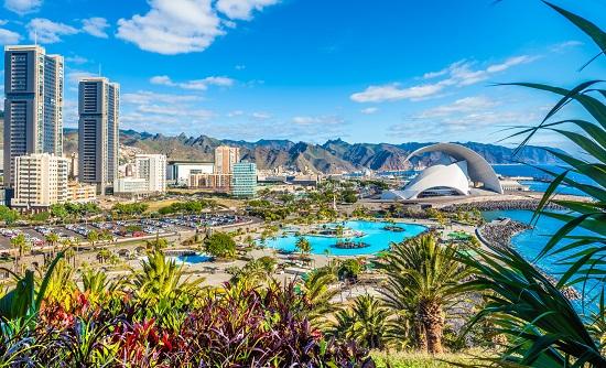 Santa Cruz de Tenerife, capitale di Tenerife